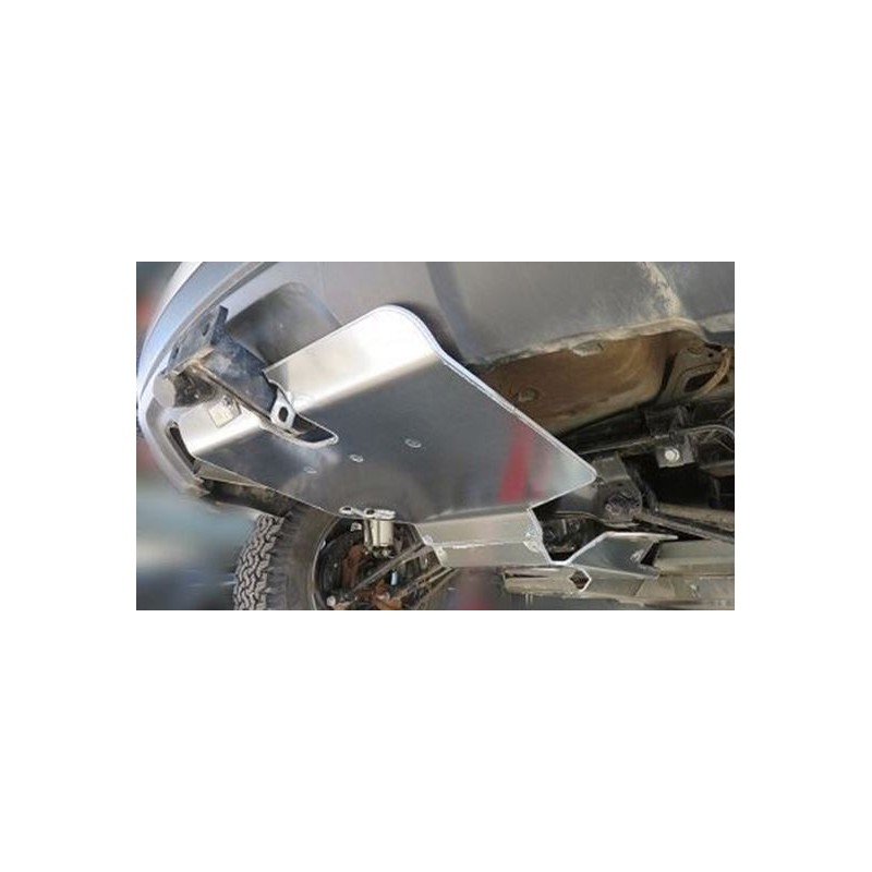 Aluminum shield for hook & final drum 2014 - present