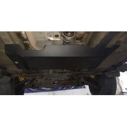 HD EGR steel shield