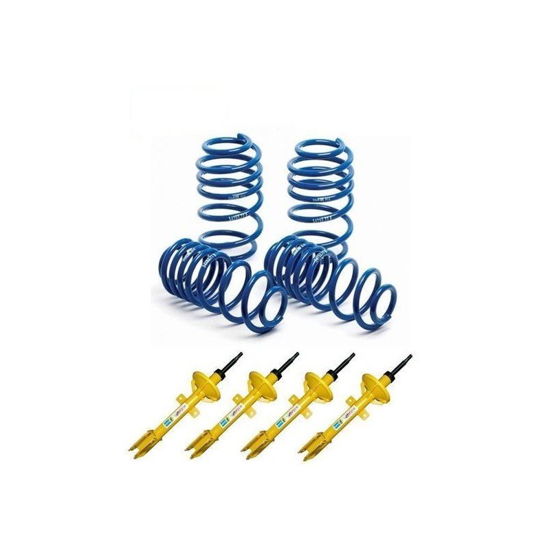 Set complet suspensie Bilstein by Mudster - H&R +5cm