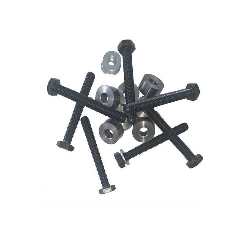 Lowering kit for engine and gearbox