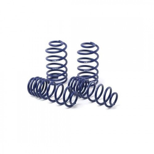 Set of 4 H&R Springs + 3cm 2WD
