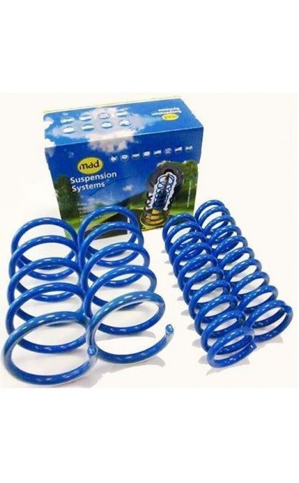 Set of 4 MAD Springs + 3cm