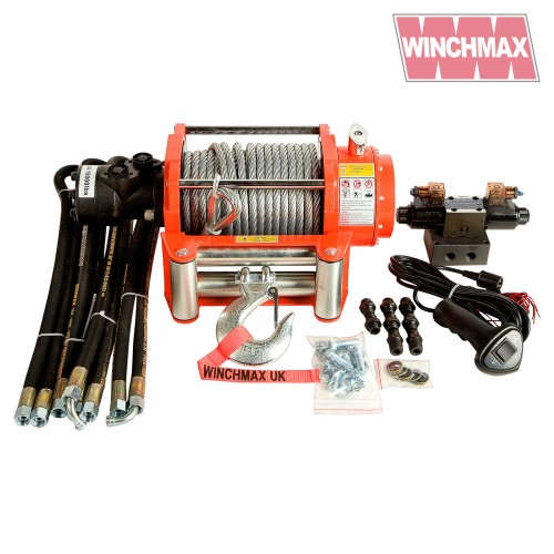 Winchmax Hydraulic Winch 15.000lb