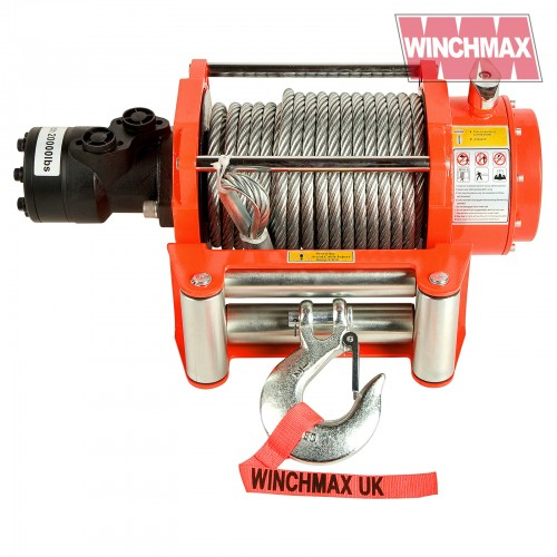 Winchmax Hydraulic Winch 20.000lb