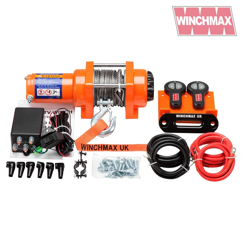 Winchmax 3000lb Synthetic Rope