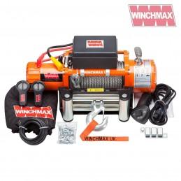 Troliu Winchmax 13500lb cu cablu otel