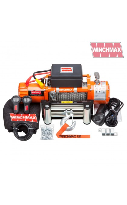 Winchmax 13500lb Steel Rope