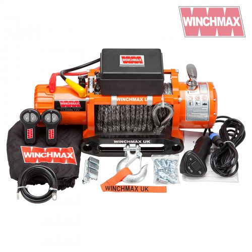 Winchmax 13500lb Synthetic Rope