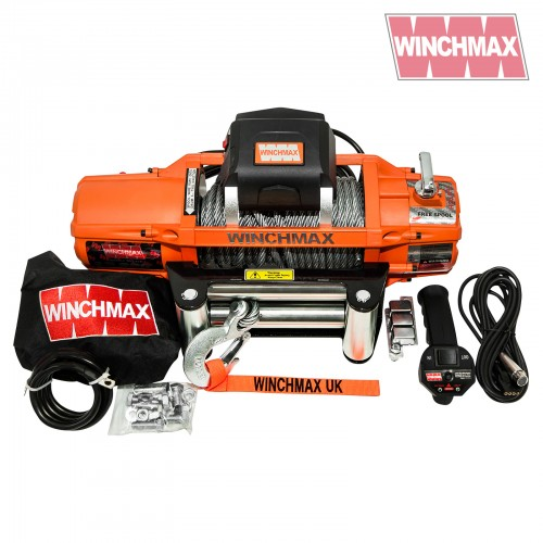 Winchmax SL13500lb Steel Rope