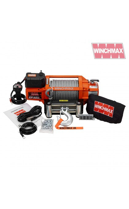 Winchmax SL17500lb Steeal Rope