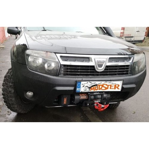 HD Winch support for Dacia Duster