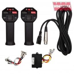 Kit 2 telecomenzi wireless PRO