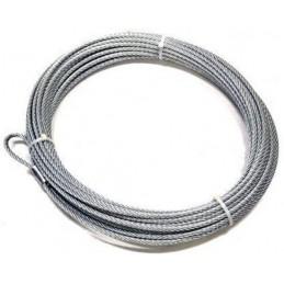 Cablu otel 6mm pentru trolii