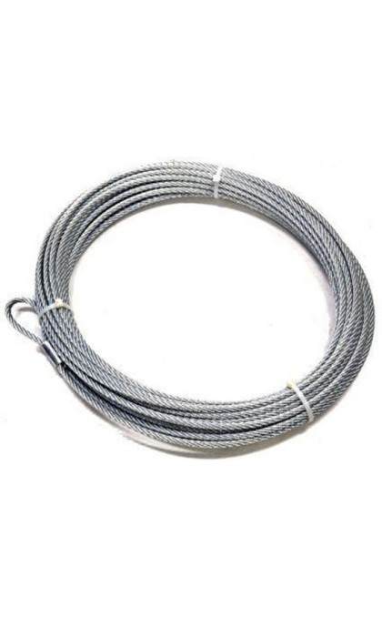 Wire Winch Rope 6mm