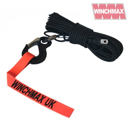 Armourline synthetic winch rope 5mm