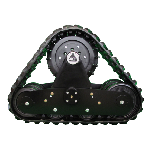 ACF Rubber Tracks Conversion Systems for Dacia/ Renault Duster