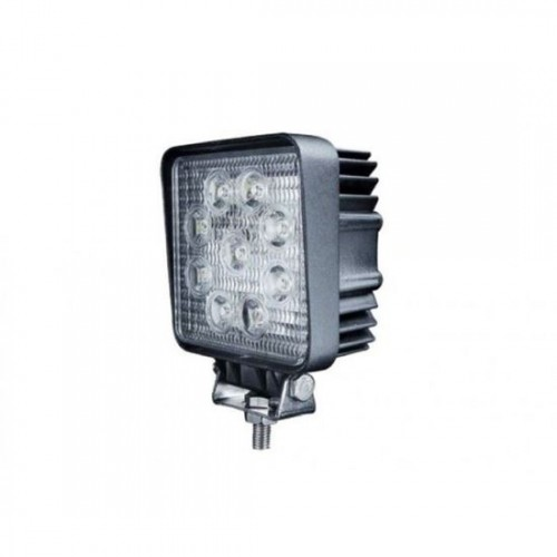 Work lamp LED flood 27W / 1980 lumens