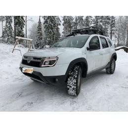 Dacia Duster Headlights