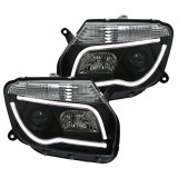 Dacia Duster Headlights