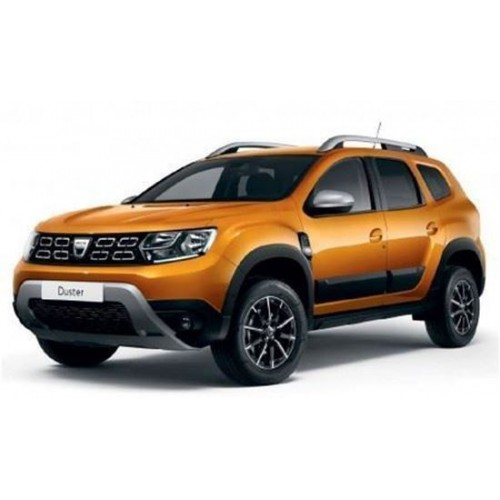 Dacia Duster 2018+ wings and doors protection kit