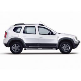 Set bandouri si protectii aripi Dacia Duster 2010 - 2017