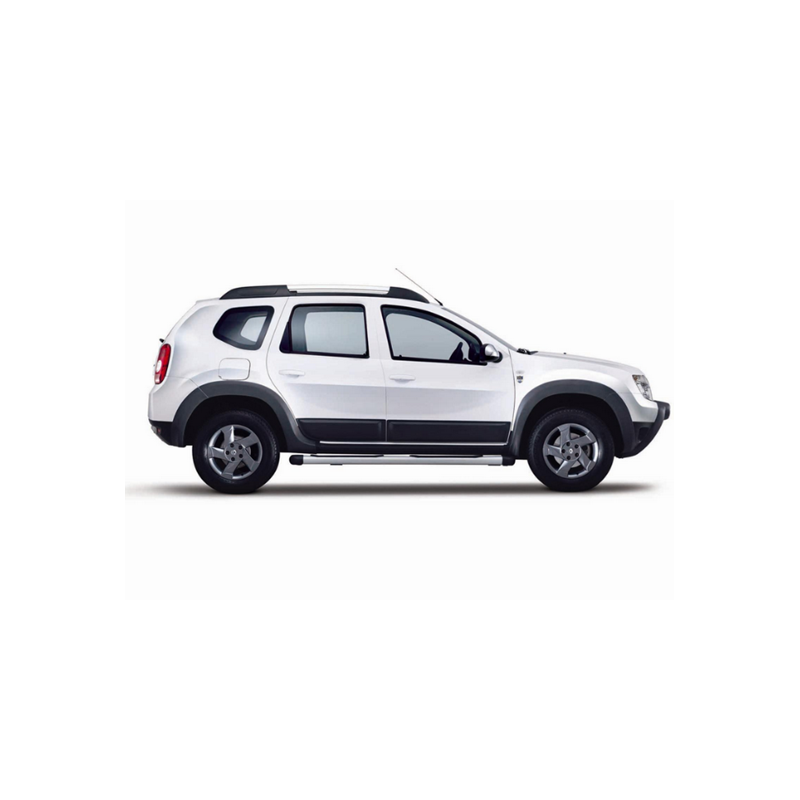 Dacia Duster 2010 - 2017 wings and doors protection kit