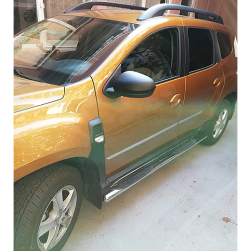 Stainless steel Side Skirts for Dacia Duster