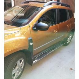 Praguri laterale inox Dacia Duster