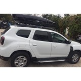 Aluminum Side skirts for Dacia Duster