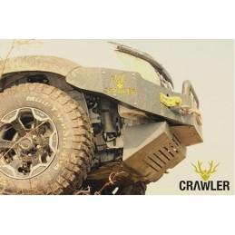 Bara fata Crawler (r) din aluminiu