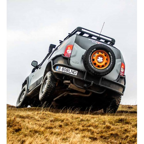 Mudster Rear Metal Bumper