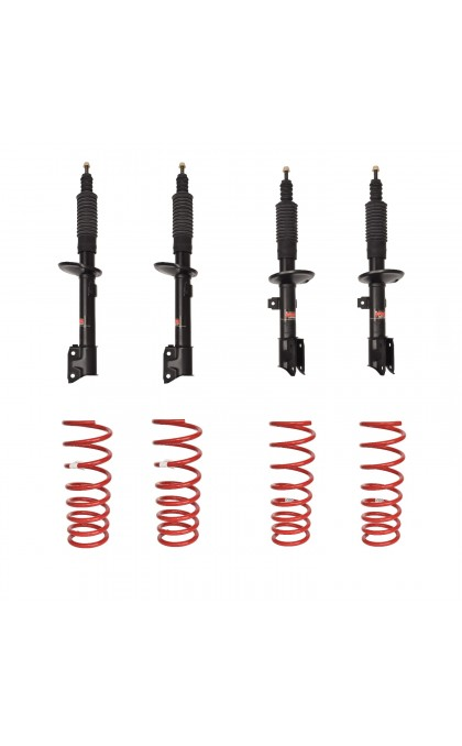 Pedders suspension lift kit, complete set +3,5cm (Light Load)