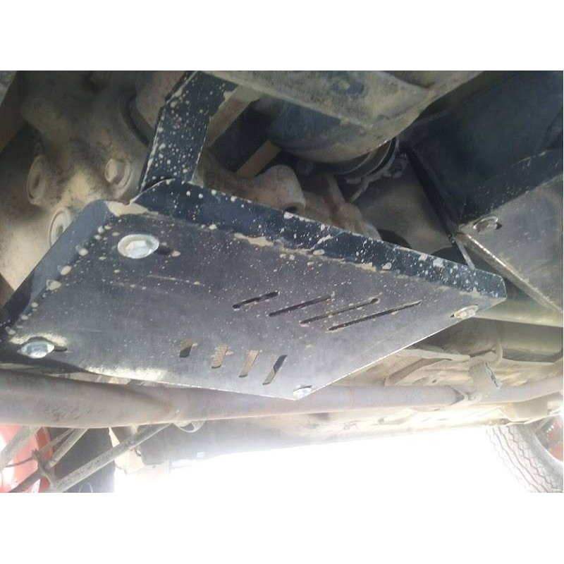 Steel shield for differential 2010 - 2014