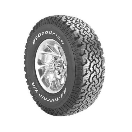 BFG AT KO2 215/70 R16 tires