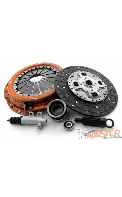 Xtreme Outback Clutch Kit with Receiver Cylinder