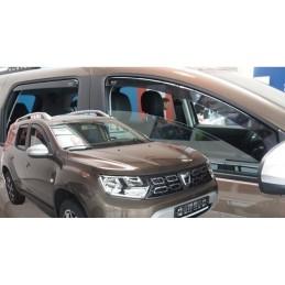 Windbreaks for Dacia Duster