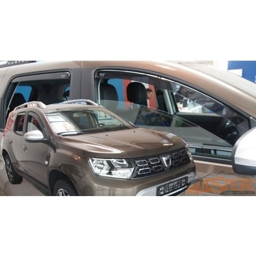 Dacia Duster Windbreaks