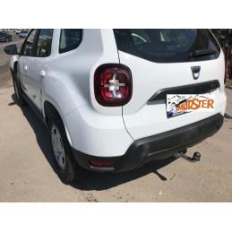 Dacia Duster Galia Tow