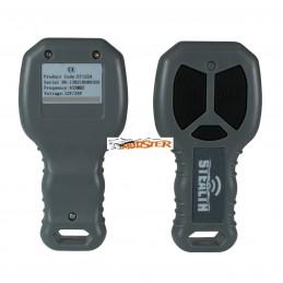 Kit 2 telecomenzi wireless Stealth
