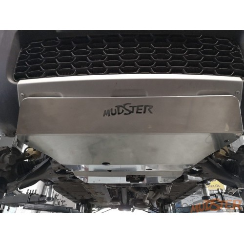 Engine,gearbox and bumper 6mm aluminum shield