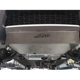 Scut din aluminiu 6mm pentru motor,cutie viteze si bara