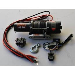 Troliu Tyrex 4500SP cablu sintetic