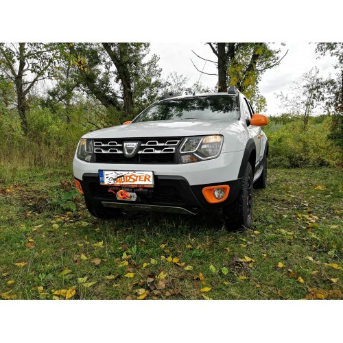 Dacia Duster 4x4 1.5 Diesel Mudster edition
