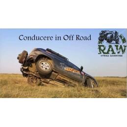 Curs de conducere Off Road cu Robert Otoman