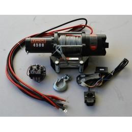 Troliu Tyrex 4500AP cablu otel