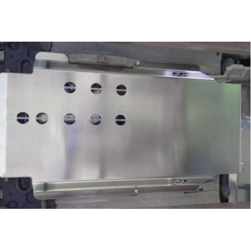 Aluminum Shield for EGR / DPF / Catalyst