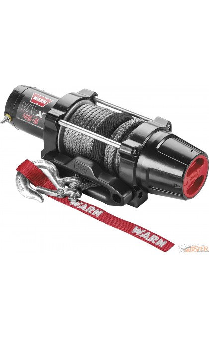 WARN VRX 45-S Synthetic Rope Winch