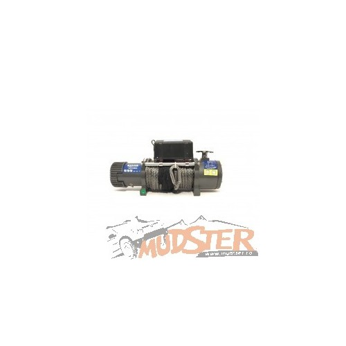 HUSAR 8500lb Synthetic Rope Winch